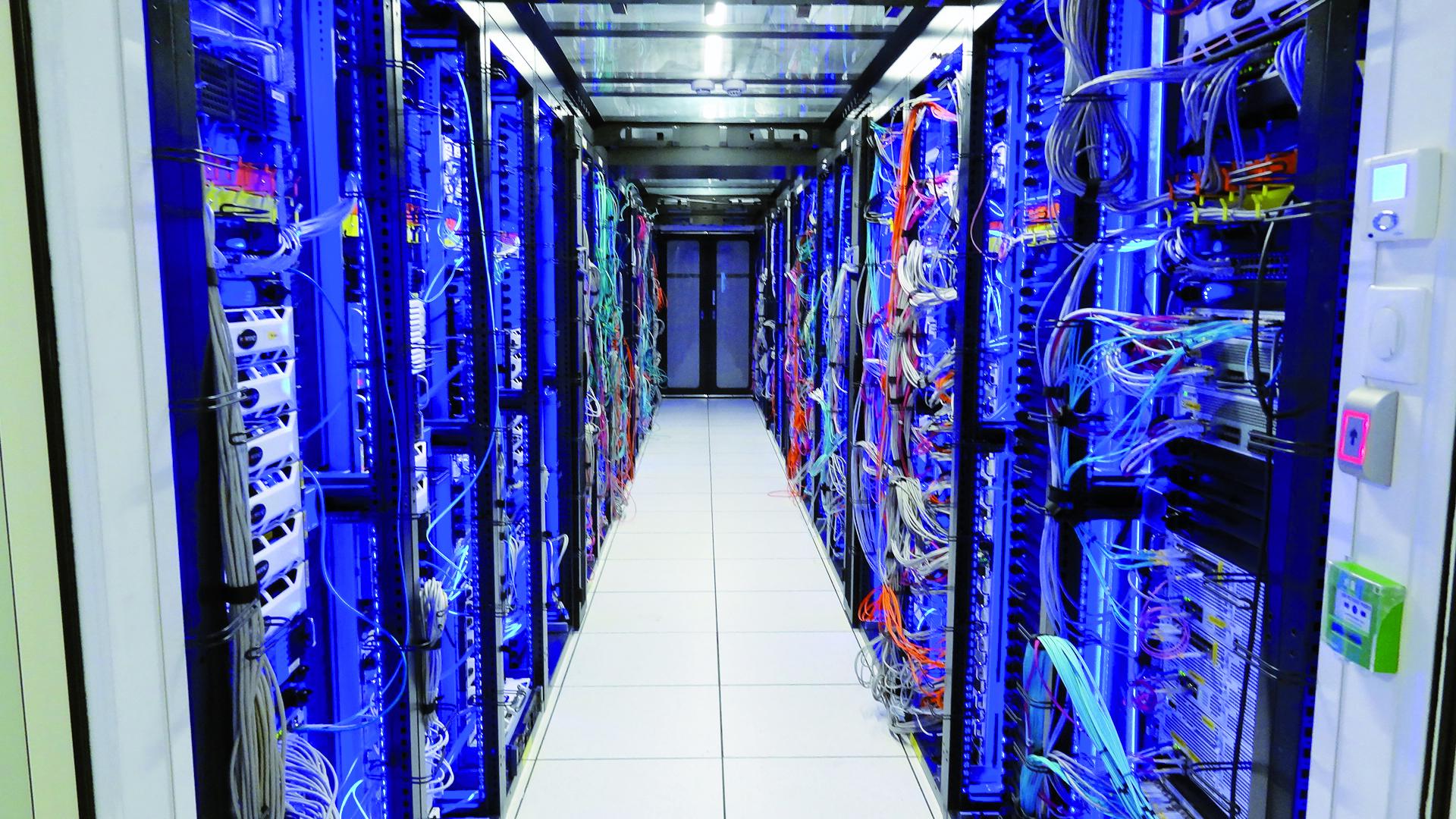Visuel technique Datacenter
